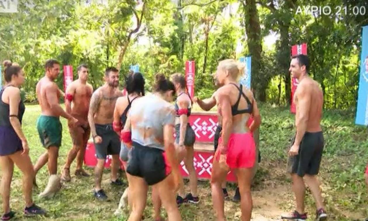 Survivor 2 Spoiler: Μαχητές ή Διάσημοι; Ποια ομάδα κερδίζει την ασυλία
