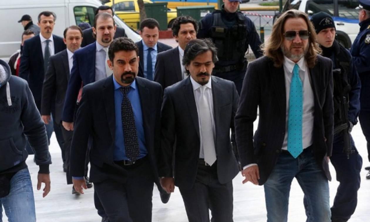 Νέα εξέλιξη: Οι Τούρκοι υπέβαλαν τρίτο αίτημα για έκδοση των 8 Τούρκων στρατιωτικών
