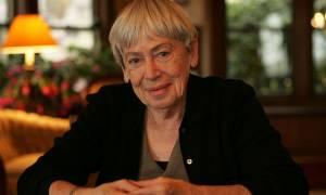 Απεβίωσε η συγγραφέας Ούρσουλα Λε Γκεν
