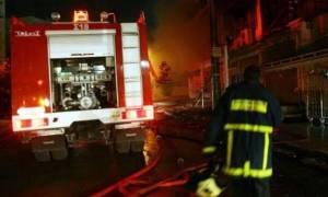 Φωτιά: Στις φλόγες διαμέρισμα στο κέντρο της Αθήνας - Σώθηκε βρέφος