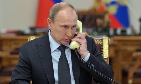 Путин и Эрдоган обсудили ситуацию в Сирии, в том числе в районе Африна
