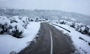 Καιρός τώρα: Κύμα ψύχους σαρώνει τη χώρα - Με χιόνια και ισχυρούς βοριάδες η Τετάρτη (pics)
