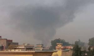 Αφγανιστάν: Έκρηξη βόμβας και έφοδος ενόπλων στα γραφεία ΜΚΟ στην Τζαλαλαμπάντ