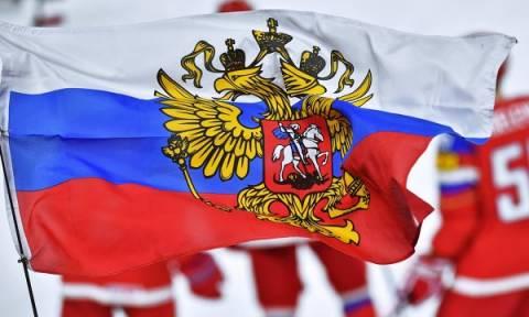 МОК запретил проносить флаг России на трибуны ОИ-2018, как не участвующей в Играх