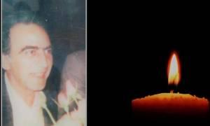 Θρήνος στην Κρήτη: Πέθανε ο πρώην δήμαρχος Ιεράπετρας
