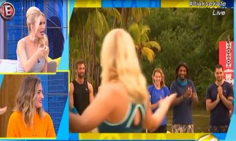 Survivor 2: Θα κλαίτε από τα γέλια με τις ατάκες της Καινούργιου για το πρώτο πλάνο της Σπυροπούλου