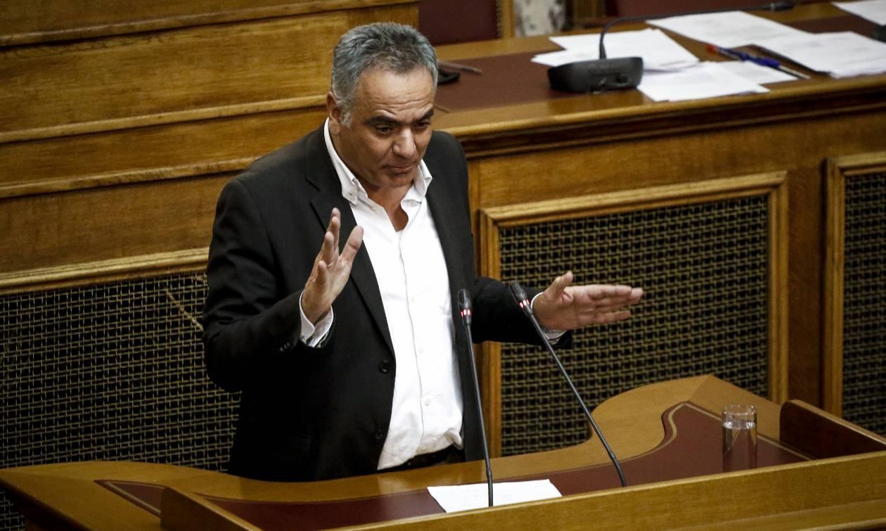 Σκουρλέτης: Η θέση του κ. Καμμένου για τα Σκόπια αφορά τον ίδιο και μόνο