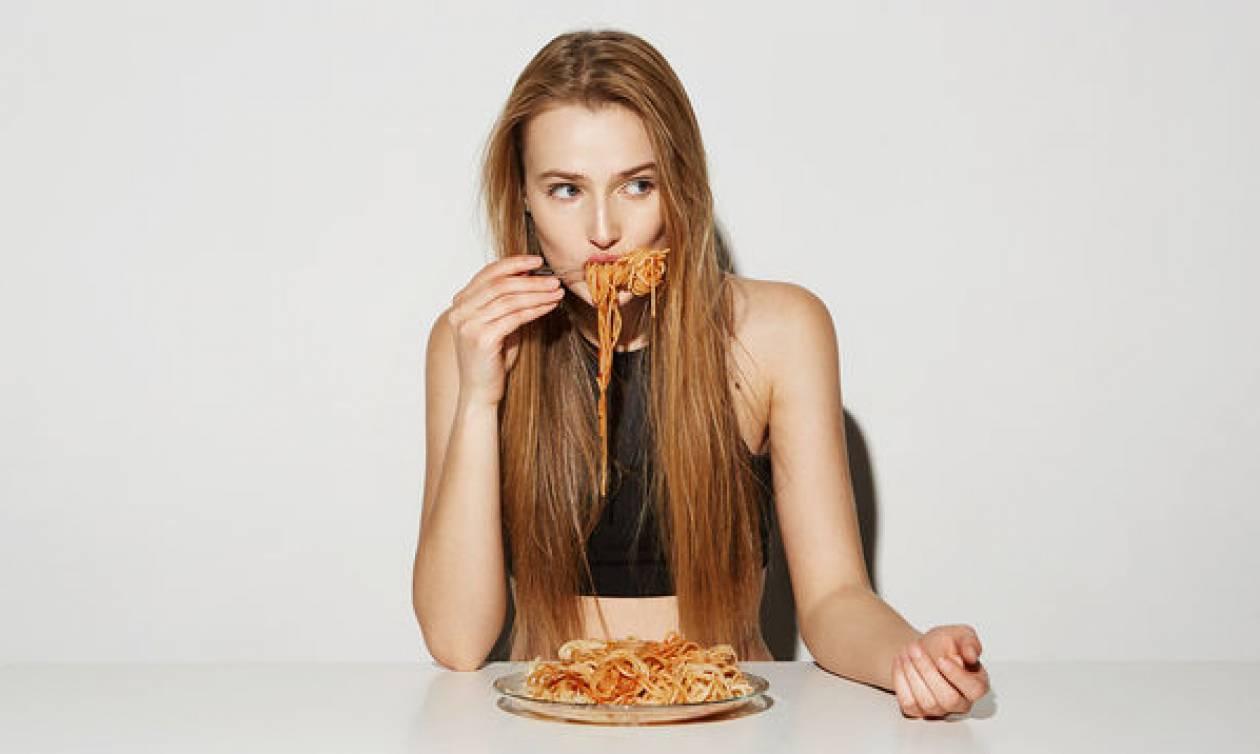 Χημική δίαιτα με μακαρόνια: Χάστε κιλά σε 1 εβδομάδα