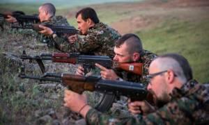Συρία: Αμερικανοί, Βρετανοί και Γερμανοί εθελοντές πολεμούν κατά των Τούρκων στην Αφρίν (Vid)