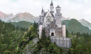 Η Γερμανία έχει τουλάχιστον 25.000 κάστρα!