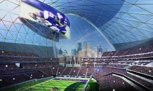 Η Μινεάπολη ετοιμάζεται να υποδεχτεί τον τελικό του αμερικανικού ποδοσφαίρου!