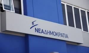 ΝΔ: Ο Τσίπρας δεν μπορεί να διαπραγματευτεί με βάση το εθνικό συμφέρον