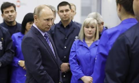 Путин рассказал о планах нарастить долю гражданской продукции в ОПК до 50% к 2030 году