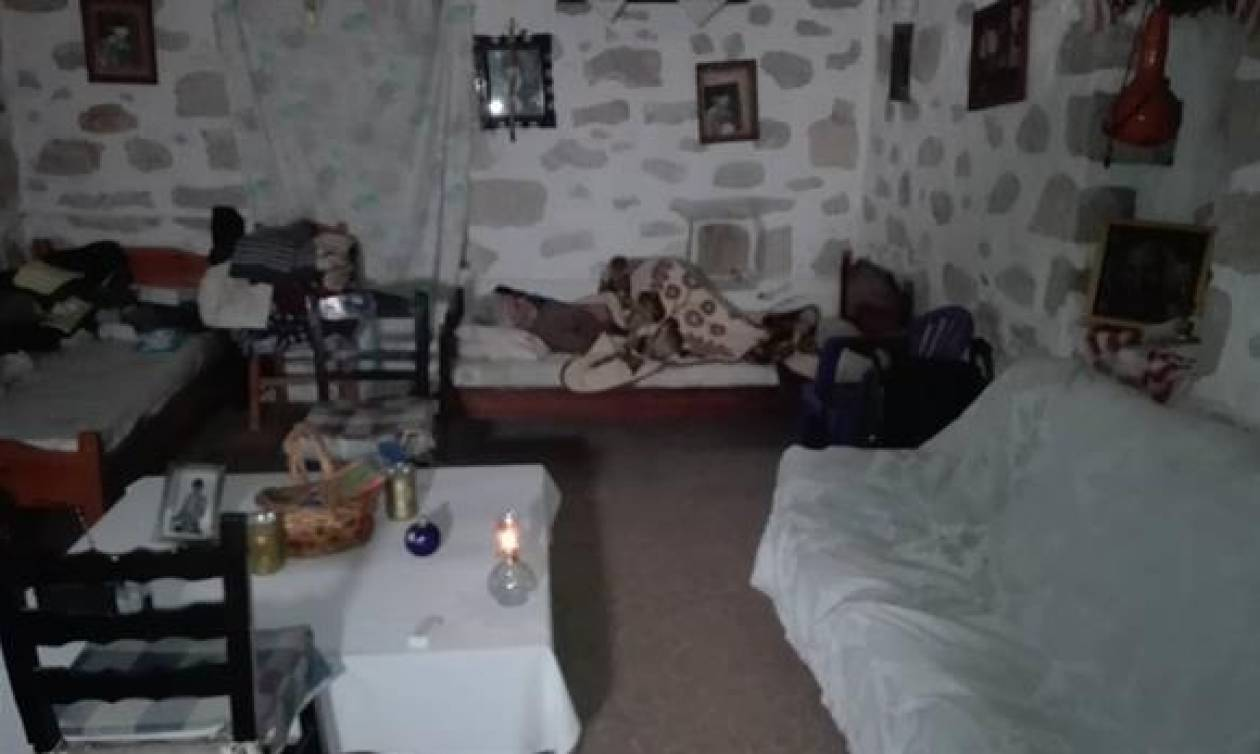 Κρήτη: Ζούσε χρόνια χωρίς ρεύμα και νερό - Το ρεύμα ήρθε, αλλά ο 66χρονος πέθανε...