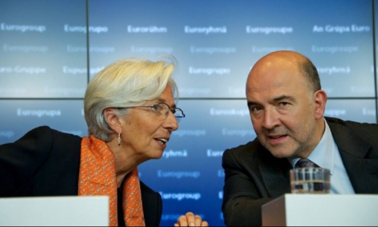 Image result for tsipras moscovici