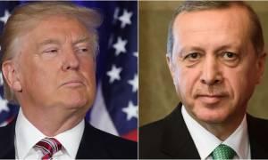 Νέα κόντρα Τουρκίας - ΗΠΑ: Αμφισβητεί η Άγκυρα όσα είπαν τηλεφωνικά Ερντογάν και Τραμπ (Vid)