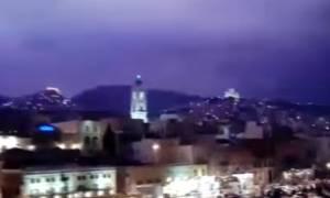 Σύρος: Βγήκαν στο κατάστρωμα του Blue Star Naxos και είδαν αυτές τις εικόνες