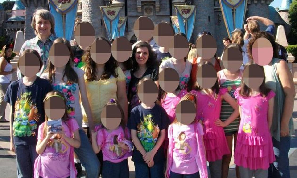 Καλιφόρνια: Ο δικαστής απαγόρευσε στους γονείς - τέρατα κάθε επαφή με τα 13 παιδιά τους