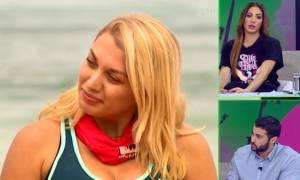 ΕΔΩ Survivor - Βασάλος: «Οι Διάσημοι δεν χάρηκαν με την είσοδο της Σπυροπούλου»