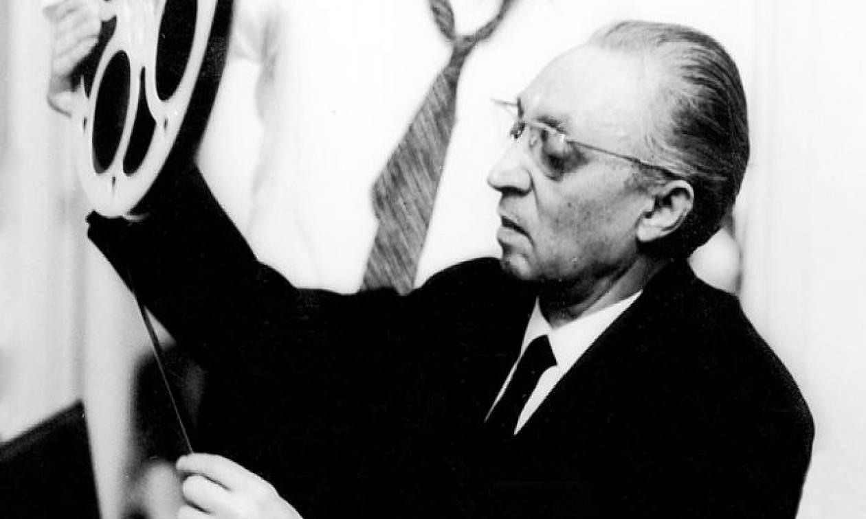 Σαν σήμερα το 1977 πέθανε ο κινηματογραφικός παραγωγός και ιδρυτής της Finos Film, Φιλοποίμην Φίνος