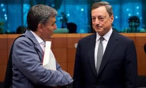 Προειδοποιήσεις Ντράγκι για την ανατίμηση του ευρώ
