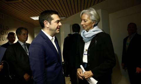 Τσίπρας από Νταβός: Η ελληνική οικονομία εισέρχεται σε μια νέα περίοδο