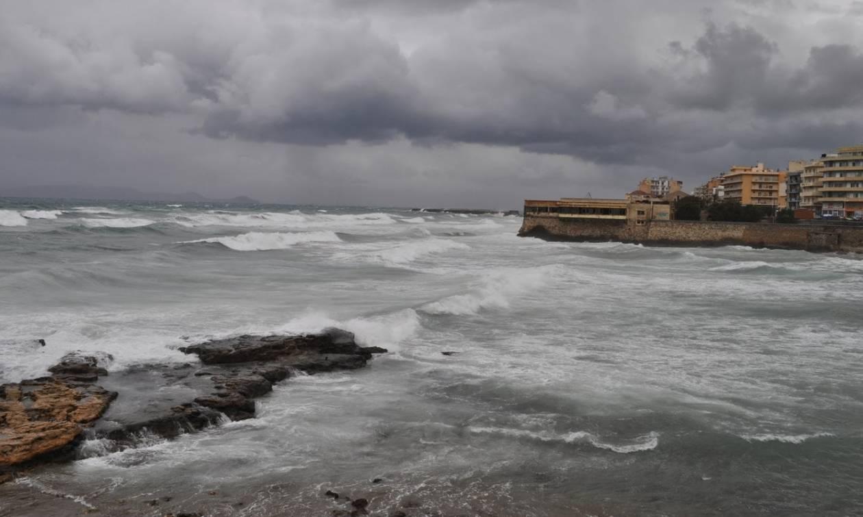 Καιρός: Σοβαρά προβλήματα και ζημιές στο Λασίθι από τους ισχυρούς ανέμους