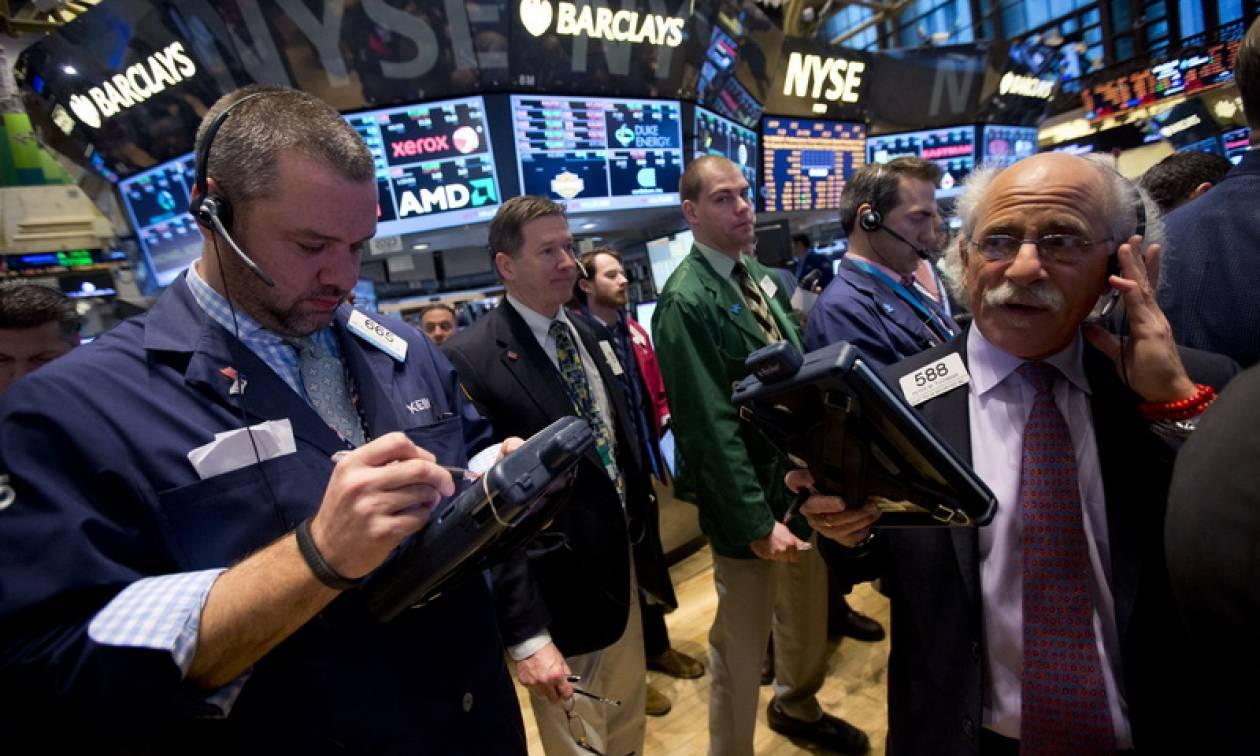 Κλείσιμο με μικτές τάσεις στο χρηματιστήριο της Νέας Υόρκης