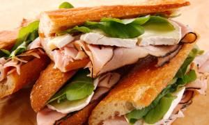 Η επιστήμη μίλησε: Το σάντουιτς βλάπτει το περιβάλλον!