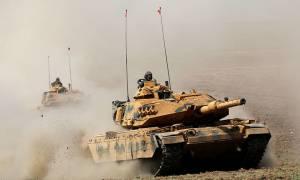 Εκτός ελέγχου ο Ερντογάν: Eτοιμάζεται να εισβάλλει ακόμη πιο βαθιά στη Συρία