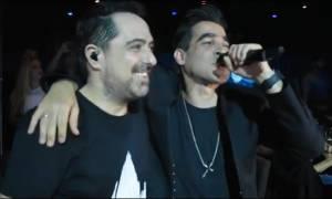 Μάκης Δημάκης-Βασίλης Δήμας: Η επιτυχία που έφερε μία δυνατή φιλία (vid)
