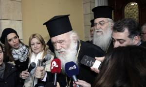Ιερά Σύνοδος: Δεν αποδεχόμαστε τον όρο «Μακεδονία» για τα Σκόπια