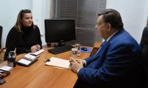 Γ. Καρατζαφέρης: «Κλωτσούσαμε τα εθνικά μας θέματα και τώρα έσκασαν όλα μαζί»