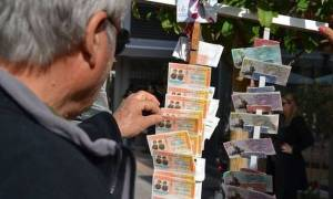 Βρέθηκε ο υπερτυχερός του Πρωτοχρονιάτικου Λαχείου – Είχε ξεχάσει 2 εκατ. ευρώ... στο συρτάρι!