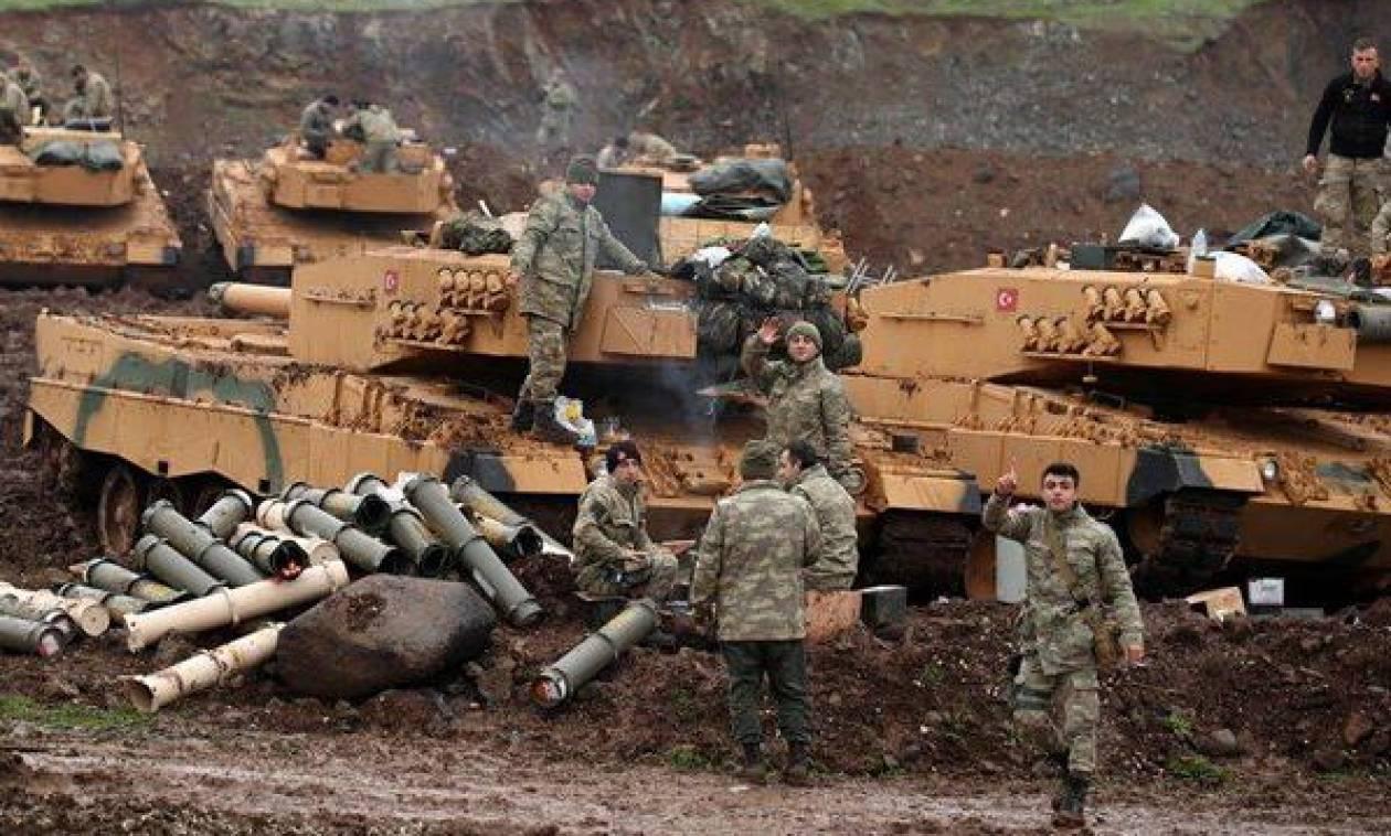 Προειδοποίηση Συρίας προς Ερντογάν για τη διεύρυνση της τουρκικής επίθεσης