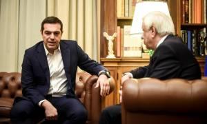Τσίπρας για Σκοπιανό: Αντιμετωπίζουμε τα θέματα εξωτερικής πολιτικής με νηφαλιότητα