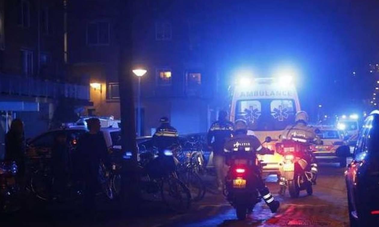«Βροχή» πυροβολισμών σε κεντρικό δρόμο του Άμστερνταμ – Πληροφορίες για πολλά θύματα