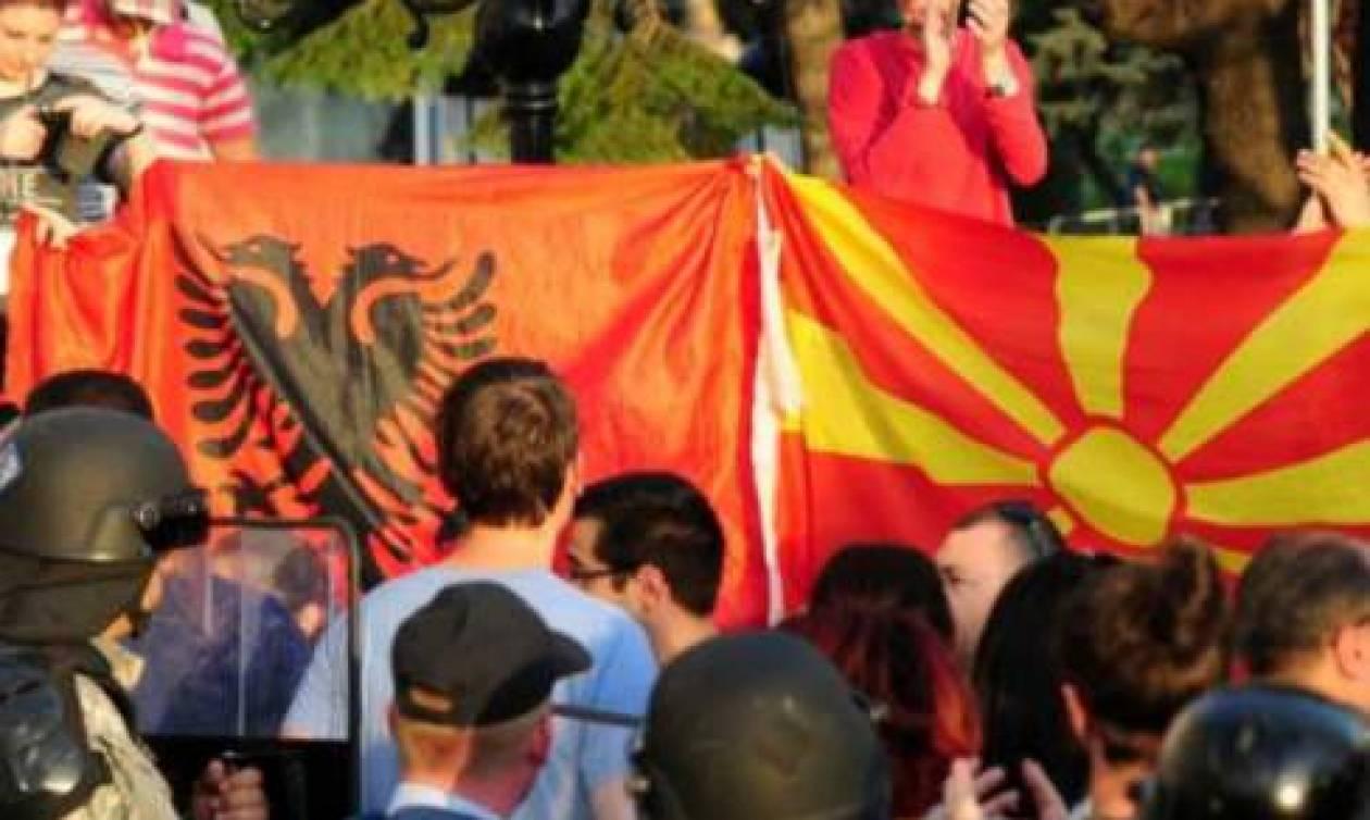 Σκοπιανό: Αυτό είναι το όνομα που προτείνουν οι Αλβανοί των Σκοπίων