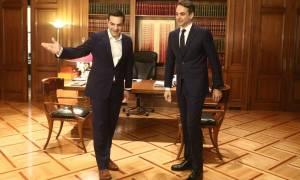 Μητσοτάκης: Οι Έλληνες δεν εμπιστεύονται τον Τσίπρα να διαπραγματευτεί για το Σκοπιανό