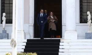Μαξίμου για συνάντηση Τσίπρα-Μητσοτάκη: Ο πρόεδρος της ΝΔ επέλεξε τον δρόμο της ανευθυνότητας
