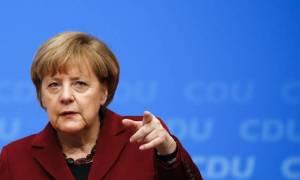 Γερμανία: Η Μέρκελ καταγγέλλει την άνοδο του αντισημιτισμού
