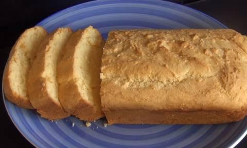 Φτιάξτε το πιο νόστιμο ψωμί, μόνο με 2 υλικά