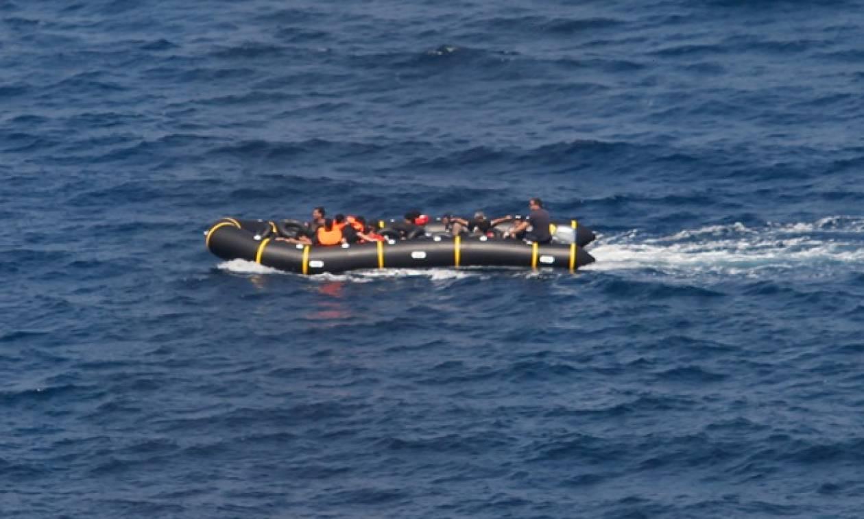 Μεσόγειος: Διάσωση 800 προσφύγων σε 12 ώρες