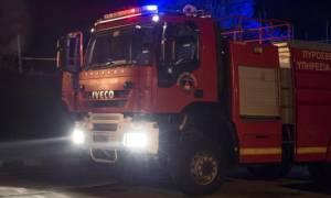 Τραγωδία στη Λακωνία: Νεκρός ηλικιωμένος από φωτιά στο σπίτι του (vid)
