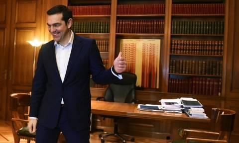 Σκοπιανό: Δέσμευση Τσίπρα για αμοιβαία πολιτική λύση