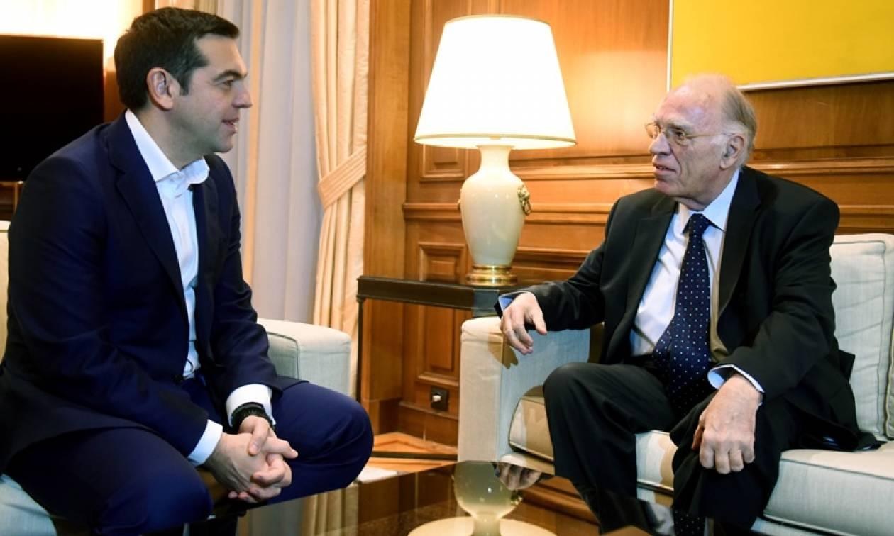 «Βόμβα» Λεβέντη για πρόωρες εκλογές – Τι του αποκάλυψε ο Τσίπρας