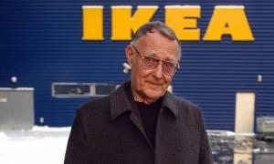 Πέθανε ο ιδρυτής της ΙΚΕΑ