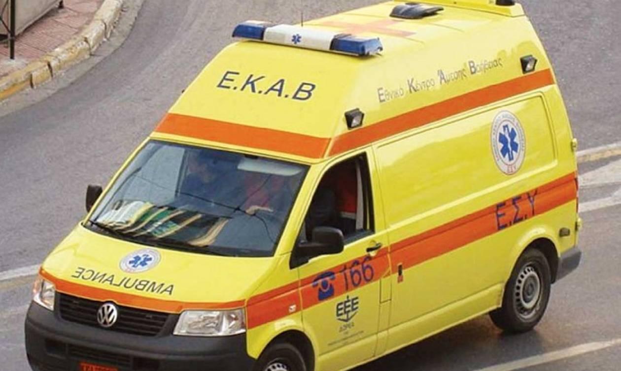 Λάρισα: Νεογέννητο στο νοσοκομείο από έκρηξη σε διαμέρισμα - Συγκλονιστικές εικόνες