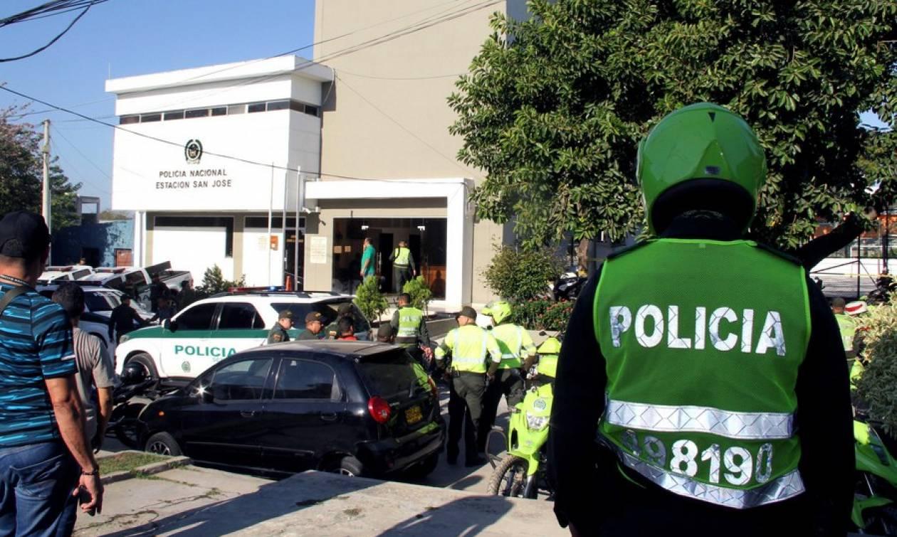 Κολομβία: Νέες βομβιστικές επιθέσεις σε αστυνομικά τμήματα - Δύο νεκροί
