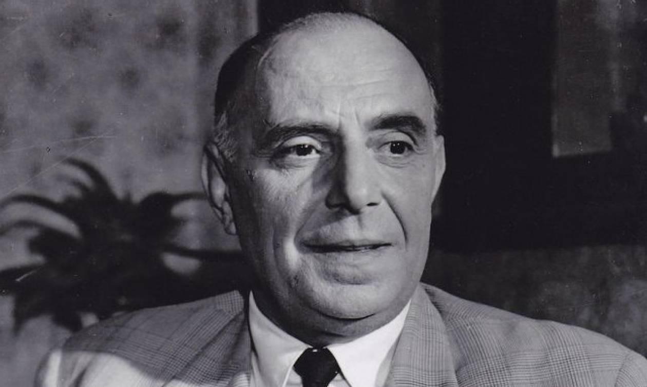 Σαν σήμερα το 1975 πέθανε ο σπουδαίος ηθοποιός Ορέστης Μακρής